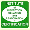 Inspection, Cleaning and Restoration